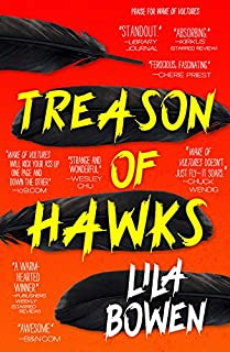 Book Cover: Treason of Hawks