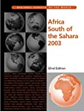 Africa South of the Sahara 2003, Europa Publications Staff, 1857431316