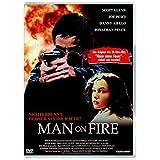 Man on Fire ( Absinthe ) ( Un Uomo sotto tiro ) [ NON-USA FORMAT, PAL, Reg.2 Import - Germany ]