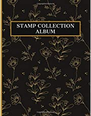 Stamp Collection Album: Stamp Inventory Log For Collectors. Stamp Organizer