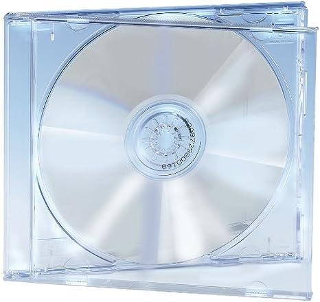 ASSMANN Electronic 64031 Caja transparente para CD 1discos ...