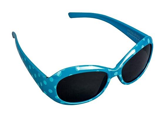 Kinder Sonnenbrille 100% UV-Schutz. Filterkategorie 3: starke Tönung (blau) F0P3H1