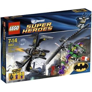 LEGO Super Heroes Batwing Battle Over Gotham City 6863