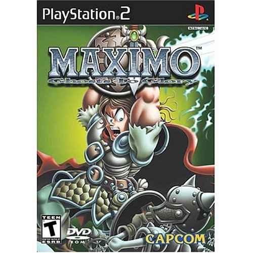 (Maximo Ghosts To Glory - PlayStation 2)