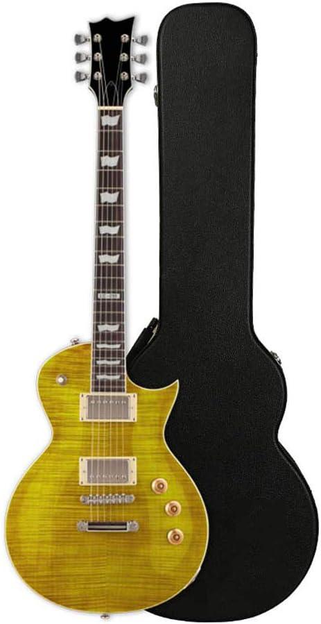 LVSSY-Guitarra Eléctrica con Un Conjunto Completo de Accesorios El ...