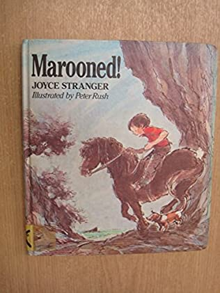 book cover of Marooned!