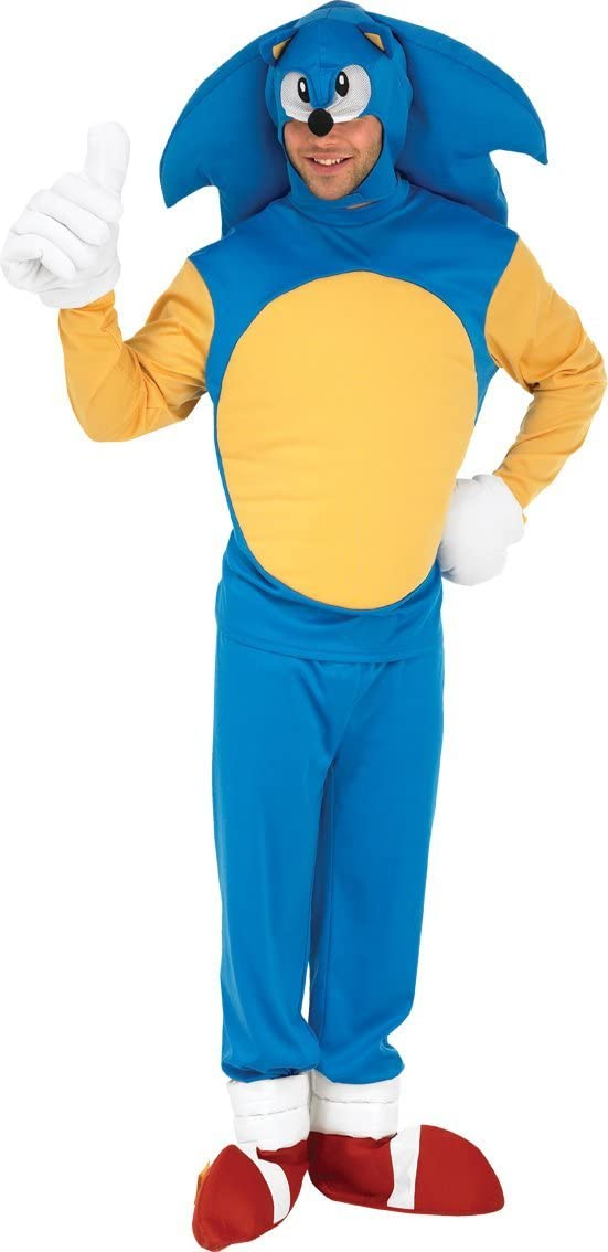 Rubbies - Disfraz de Sonic para hombre, talla única (888816STD ...