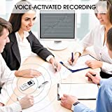 Voice Recorder-16GB Voice Activated Recorder with