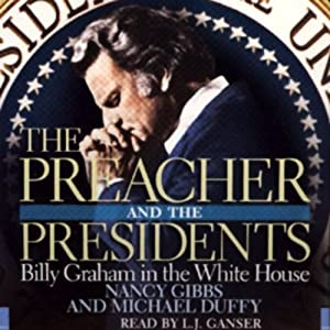 The Preacher and the Presidents Audiobook