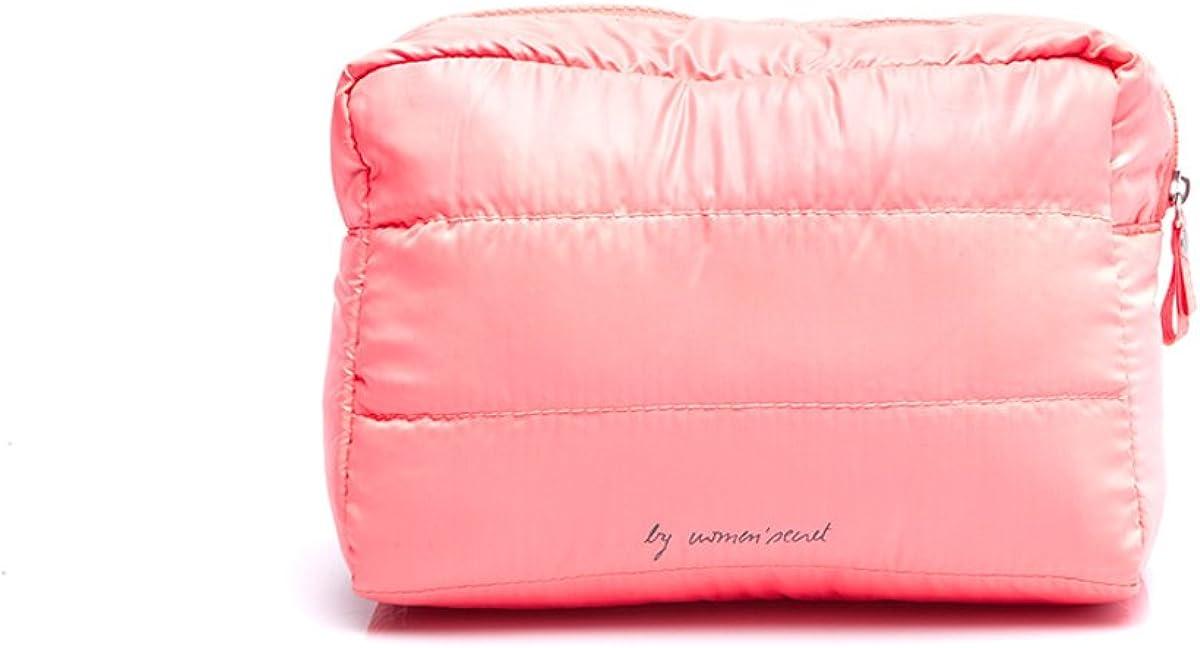Women secret – Vaciabolsillos de piel (– Neceser rosa: Amazon.es: Ropa y accesorios