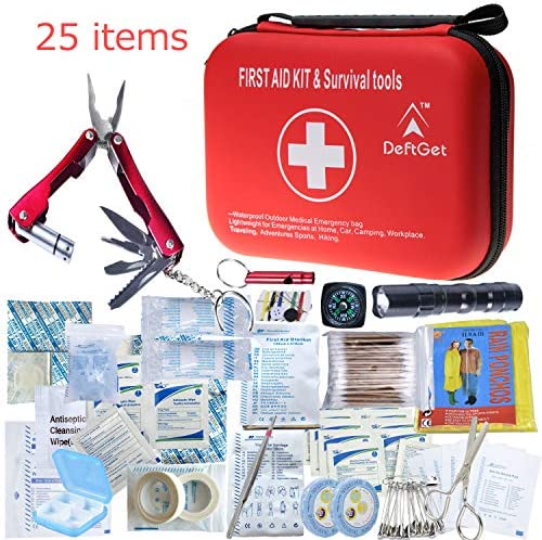 DeftGet Compact First Aid Kit product image