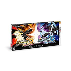"""Pokémon Ultra Sun Ultra Moon"" Double Pack Japanese Ver. [Region Locked / Not Compatible with North American Nintendo 3ds] [Japan] [Nintendo 3ds]"
