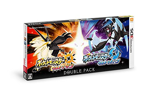 Pokmon-Ultra-Sun-Ultra-Moon-Double-Pack-Japanese-Ver-Region-Locked-Not-Compatible-with-North-American-Nintendo-3ds-Japan-Nintendo-3ds