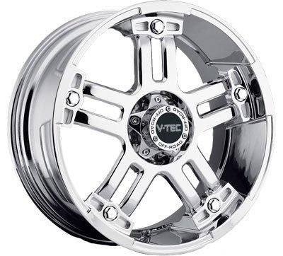 Vision-Warlord-20-PVD-Chrome-Wheel-Rim-6x55-with-a-10mm-Offset-and-a-781-Hub-Bore-Partnumber-394-2984PC10