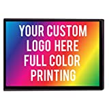 VictoryStore Home Accessories: Custom Printed Logo Door Mat -FULL COLOR PRINT - Your Logo 24''x36''