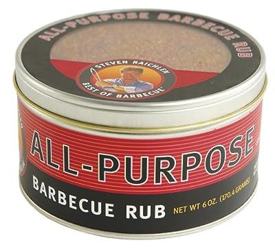 Steven Raichlen Best of Barbecue All-Purpose Barbecue Rub