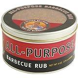 Steven Raichlen Best of Barbecue All-Purpose Barbecue Rub, 6 Ounces