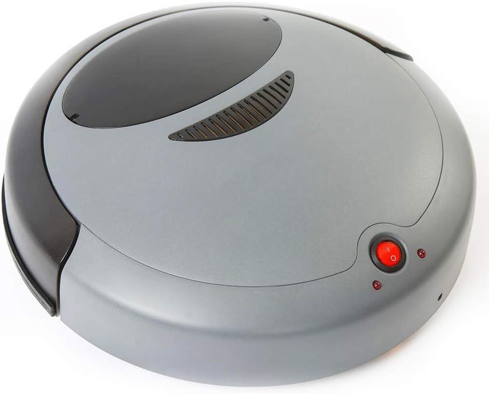 Exclusivo robot aspirador inteligente automático apto para todos los tipos de suelos y alfombras con sensor anticaída – aspira para la limpieza de los suelos fregona escoba autónomo