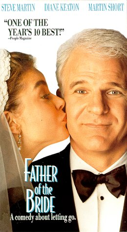 Father of the Bride [VHS]