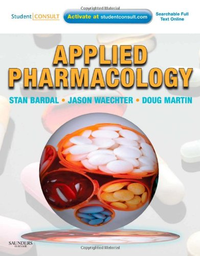 Applied Pharmacology: With STUDENT CONSULT Online Access, 1e