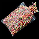 Pure Vie 10000 Sticks 3D Nail Art Cute Designs Fimo Canes Slices Polymer DIY Decoration Sticker Rods, #3