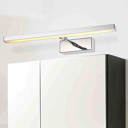 Creatividad espejo LZY Lámparas con de moda Baño la led 5Rj4AL3q