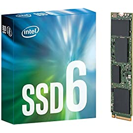 Intel Solid State Drive 600p Series 2.5 inches SSDPEKKW010T7X1 11 Optimized for an Accelerated PC Experience Designed to Deliver PCIe Performance at Near-SATA Prices Made for Easy Installation