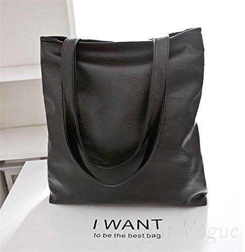 Women Handbag Shoulder Bag Tote Purse New Fashion PU Leather Lady Messenger - Hugo Boss Junior
