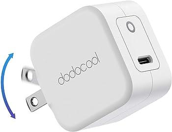 Dodocool 20W Mini USB-C Wall Charger