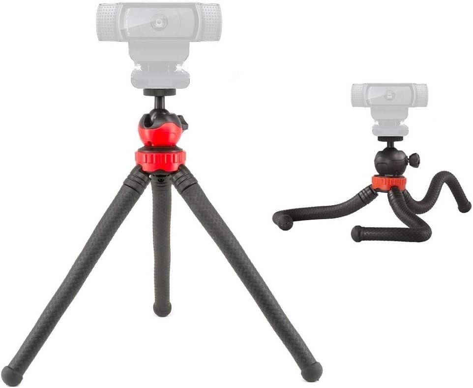 Navitech Lightweight Aluminium Tripod Compatible with The Canon IXUS 285 HS Compact Camera
