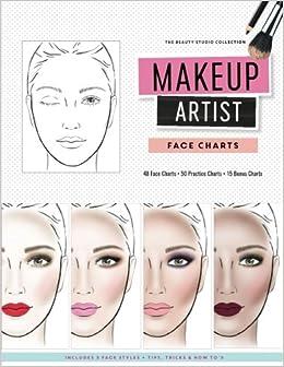 Makeup Artist Face Charts Epub Descargar