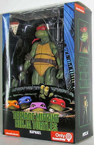 Teenage Mutant Ninja Turtles (1990) - Raphael Action Figure