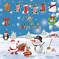 I Spy Christmas: Fun Guessing Game For Kids Aged