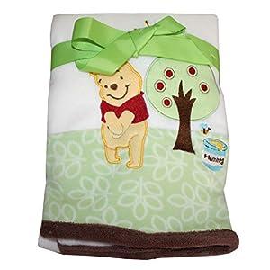 Amazon Com Disney Winnie The Pooh Baby Fleece Plush