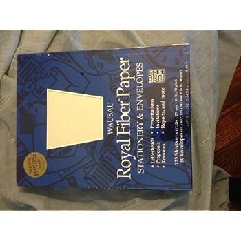 Amazon Com Neenah Royal Sundance Linen Writing Paper 8