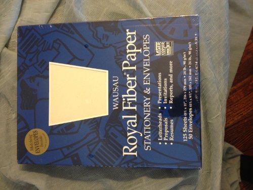 - Wausau Royal Fiber Paper: Stationery & Envelopes