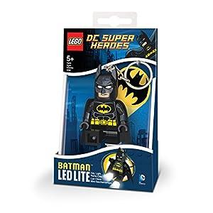LEGO DC Universe Batman Key Light - 51F4LrOToYL - IQ Lego DC Super Heroes Batman LED Key Light – 3 inch Tall Figure