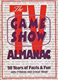 img - for The TV Game Show Almanac book / textbook / text book