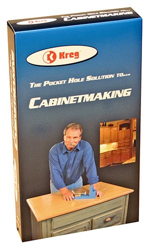 The Pocket Hole Solution to Cabinetmaking [VHS] (Jig Film)