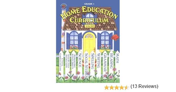 Workbook 2nd grade spelling worksheets : Home Education Curriculum: Grade 1: Jean Wolff: 9781568225159 ...