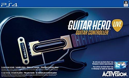 Activision - Guitarra Guitar Hero Live (PlayStation 3): Amazon.es ...