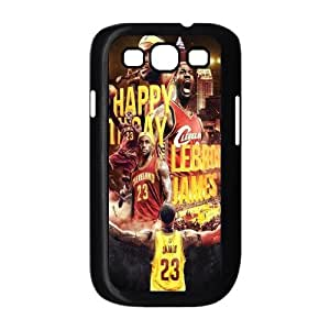 LeBron James ROCK0115874 Phone Back Case Customized Art Print Design Hard Shell Protection Samsung Galaxy S3 I9300