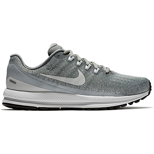 NIKE Women's Air Zoom Vomero 13 Running Shoe Cool Grey/Pure Platinum/Wolf Grey/White Size 9.5 M US