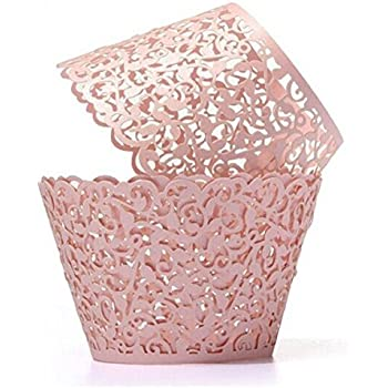 Amazon.com: Pink and Gold Party Supplies - 36 Floral