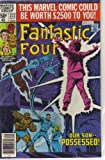 img - for Fantastic Four #222 (The Possession Of Franklin Richards!) book / textbook / text book