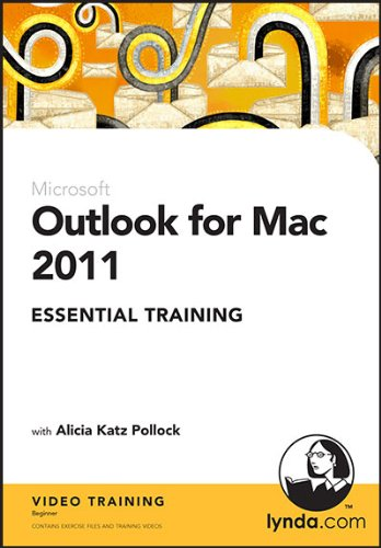 Outlook for Mac 2011 Essential Training
