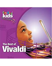 The Best of Vivaldi by Classical Kids [Music CD]