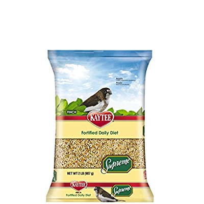 Kaytee Supreme Bird Food for Finches