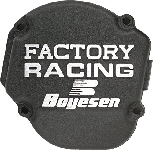 Boyesen SC-40AB Black Factory Racing Ignition Cover