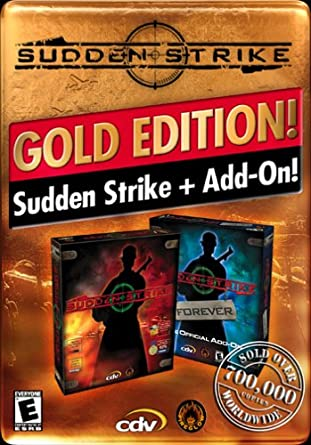 Image result for Sudden Strike Gold cover pc